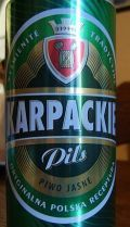 Van Pur Karpackie Pils - Pale Lager