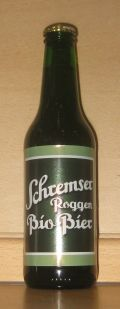 Schremser Roggenbier - Specialty Grain