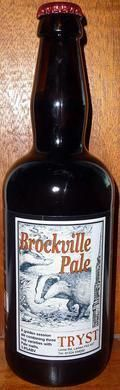 Tryst Brockville Pale - Golden Ale/Blond Ale