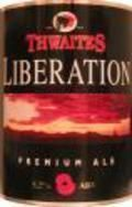 Thwaites Liberation Ale &#40;Pasteurised&#41; - Premium Bitter/ESB