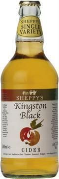 Sheppys Kingston Black Cider &#40;Bottle&#41; - Cider