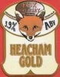 Fox Heacham Gold  - Golden Ale/Blond Ale