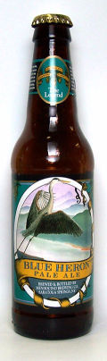 Mendocino Blue Heron Pale Ale - American Pale Ale