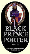 English Ales Black Prince Porter - Porter