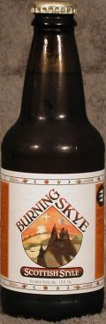 Empyrean Burning Skye Scottish Ale - Scottish Ale