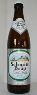 Schmittbru Edel Pils - Pilsener