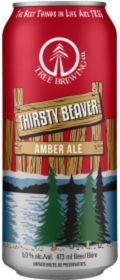 Tree Thirsty Beaver Amber - Amber Ale