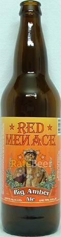 Hales Red Menace Big Amber Ale - Amber Ale