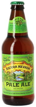 Sierra Nevada Pale Ale &#40;Bottle/Can&#41; - American Pale Ale