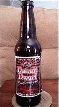 The Detroit Dwarf - Dunkel/Tmav