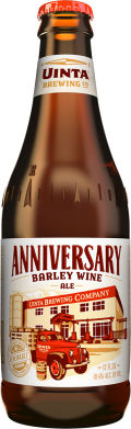 Uinta Anniversary Barley Wine - Barley Wine