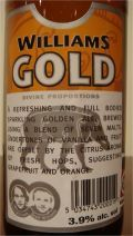 Williams Brothers Gold &#40;Bottle&#41; - Golden Ale/Blond Ale