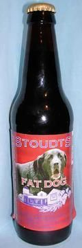 Stoudts Fat Dog Stout &#40;Vintages 2004 and later&#41; - Imperial Stout
