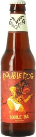 Flying Dog Double Dog Double Pale Ale - American Strong Ale 