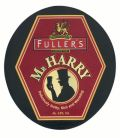 Fullers Mr Harry &#40;Pasteurised&#41; - Premium Bitter/ESB