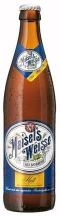 Maisels Weisse Hell - German Hefeweizen