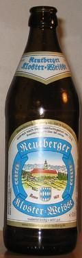 Reutberger Kloster-Weisse - German Hefeweizen