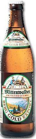 Mittenwalder Berg Gold Export - Dortmunder/Helles