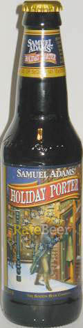 Samuel Adams Holiday Porter - Porter