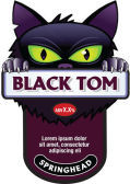 Springhead Black Tom - Mild Ale