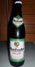 Haselbacher Helles - Dortmunder/Helles
