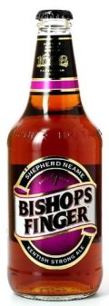 Shepherd Neame Bishops Finger &#40;Pasteurised&#41; - Premium Bitter/ESB