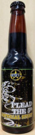 Dark Horse Plead the 5th Imperial Stout - Imperial Stout