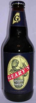 Gearys London Porter - Porter
