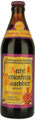 Aecht Schlenkerla Fastenbier - Smoked