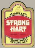McMullen Stronghart - English Strong Ale
