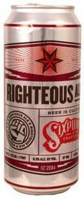 Sixpoint Righteous Ale - Specialty Grain