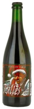 La Rulles Cuve Meilleurs Voeux - Belgian Strong Ale