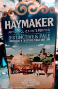 Hook Norton Haymaker &#40;Cask&#41; - Premium Bitter/ESB