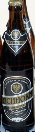 Brauerei Eichhorn Kellerbier - Zwickel/Keller/Landbier