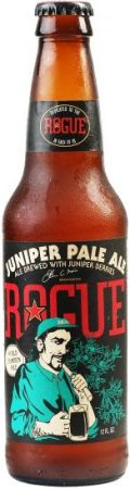 Rogue Juniper Pale Ale - American Pale Ale