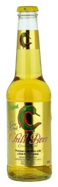 Cave Creek Chili Beer - Spice/Herb/Vegetable