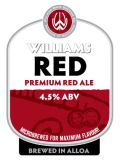 Williams Brothers Red &#40;Cask&#41; - Bitter