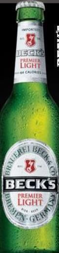 Becks Premier Light - Low Alcohol
