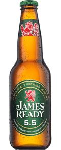 James Ready  5.5 - Pale Lager