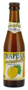 Chapeau Mirabelle  - Lambic - Fruit