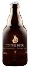 Ecaussinnes &#40;Ultra&#41; Cookie Beer - Belgian Strong Ale