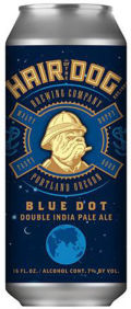 Hair of the Dog Blue Dot Double IPA - Imperial/Double IPA