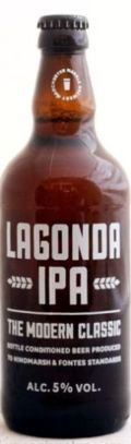 Marble Lagonda IPA - India Pale Ale &#40;IPA&#41;