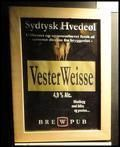 Brewpub Kbenhavn VesterWeisse - German Hefeweizen