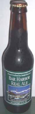 Atlantic Bar Harbor Real Ale - Brown Ale