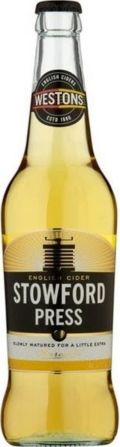 Westons Stowford Press Medium Dry Cider - Cider