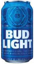 Bud Light - Pale Lager