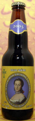 Scotch Irish Tsarina Katarina Imperial Stout - Imperial Stout