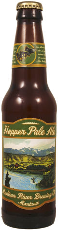 Madison River Hopper Pale Ale - American Pale Ale