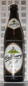 Wallburg Hell - Dortmunder/Helles